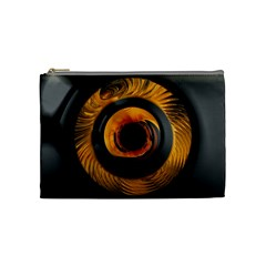 Fractal Mathematics Abstract Cosmetic Bag (medium)