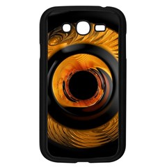 Fractal Mathematics Abstract Samsung Galaxy Grand Duos I9082 Case (black)