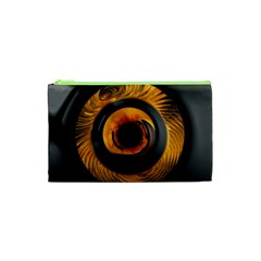 Fractal Mathematics Abstract Cosmetic Bag (XS)