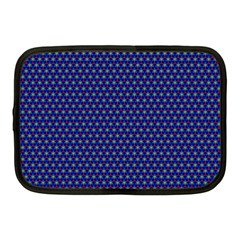 Fractal Art Honeycomb Mathematics Netbook Case (medium)