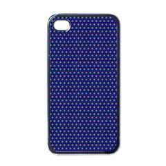 Fractal Art Honeycomb Mathematics Apple Iphone 4 Case (black)