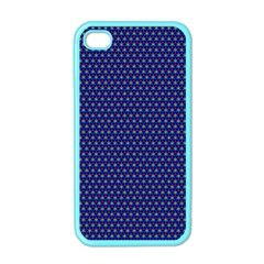 Fractal Art Honeycomb Mathematics Apple Iphone 4 Case (color)