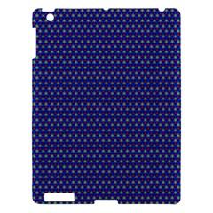 Fractal Art Honeycomb Mathematics Apple Ipad 3/4 Hardshell Case