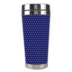 Fractal Art Honeycomb Mathematics Stainless Steel Travel Tumblers
