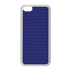 Fractal Art Honeycomb Mathematics Apple Iphone 5c Seamless Case (white)