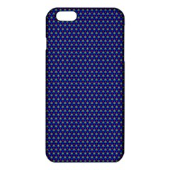 Fractal Art Honeycomb Mathematics iPhone 6 Plus/6S Plus TPU Case