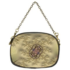Fractal Art Colorful Pattern Chain Purses (Two Sides)