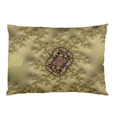 Fractal Art Colorful Pattern Pillow Case