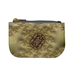 Fractal Art Colorful Pattern Mini Coin Purses