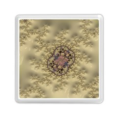 Fractal Art Colorful Pattern Memory Card Reader (square)