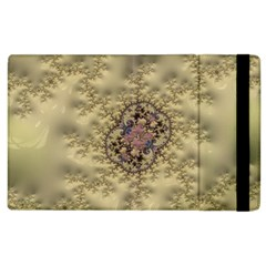 Fractal Art Colorful Pattern Apple Ipad 2 Flip Case