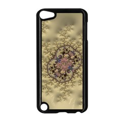 Fractal Art Colorful Pattern Apple Ipod Touch 5 Case (black)
