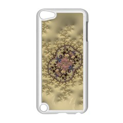 Fractal Art Colorful Pattern Apple Ipod Touch 5 Case (white)