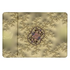 Fractal Art Colorful Pattern Samsung Galaxy Tab 8 9  P7300 Flip Case