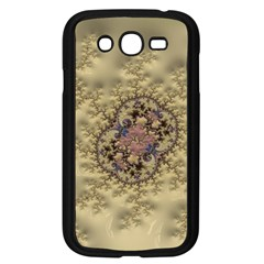 Fractal Art Colorful Pattern Samsung Galaxy Grand Duos I9082 Case (black)