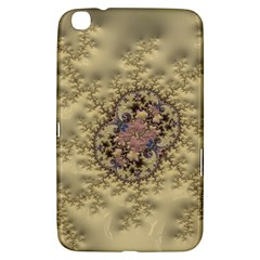 Fractal Art Colorful Pattern Samsung Galaxy Tab 3 (8 ) T3100 Hardshell Case