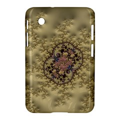 Fractal Art Colorful Pattern Samsung Galaxy Tab 2 (7 ) P3100 Hardshell Case