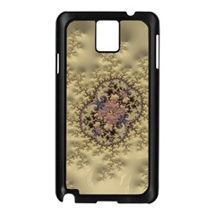 Fractal Art Colorful Pattern Samsung Galaxy Note 3 N9005 Case (black)