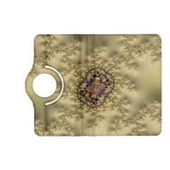 Fractal Art Colorful Pattern Kindle Fire Hd (2013) Flip 360 Case