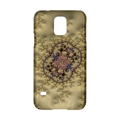 Fractal Art Colorful Pattern Samsung Galaxy S5 Hardshell Case