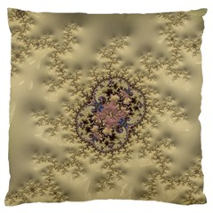 Fractal Art Colorful Pattern Standard Flano Cushion Case (two Sides)