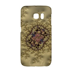 Fractal Art Colorful Pattern Galaxy S6 Edge