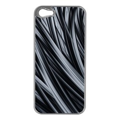 Fractal Mathematics Abstract Apple Iphone 5 Case (silver)