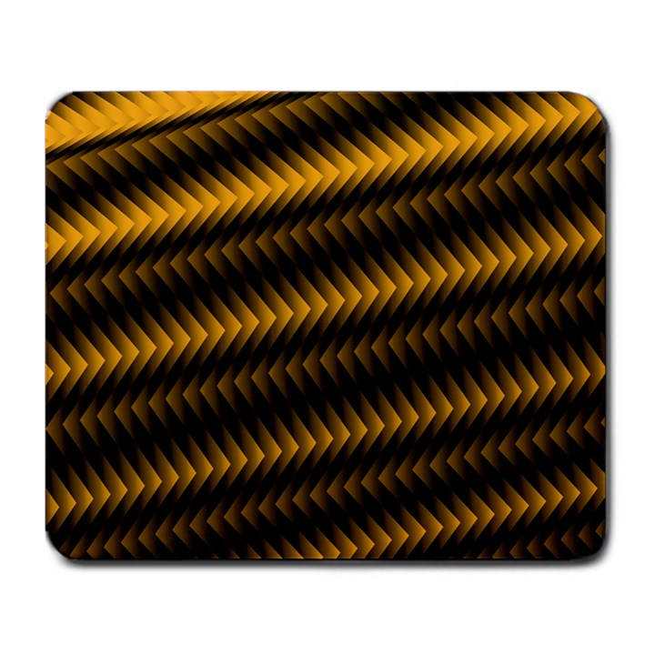 Ornament Stucco Close Pattern Art Large Mousepads