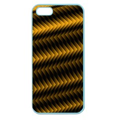Ornament Stucco Close Pattern Art Apple Seamless Iphone 5 Case (color)