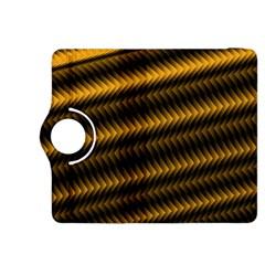 Ornament Stucco Close Pattern Art Kindle Fire Hdx 8 9  Flip 360 Case