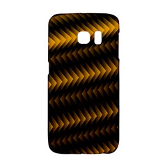 Ornament Stucco Close Pattern Art Galaxy S6 Edge