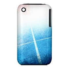 Court Sport Blue Red White Iphone 3s/3gs