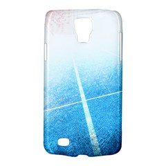 Court Sport Blue Red White Galaxy S4 Active