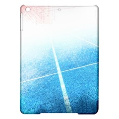 Court Sport Blue Red White Ipad Air Hardshell Cases