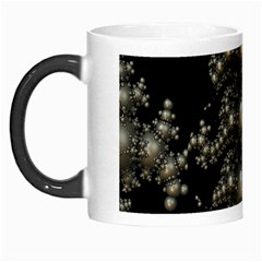 Fractal Math Geometry Backdrop Morph Mugs