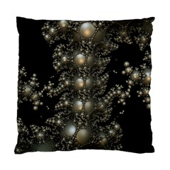 Fractal Math Geometry Backdrop Standard Cushion Case (one Side)