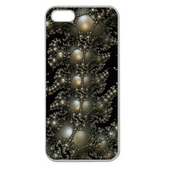 Fractal Math Geometry Backdrop Apple Seamless Iphone 5 Case (clear)