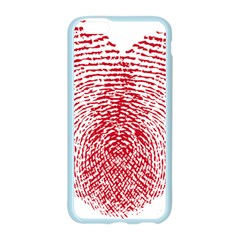 Heart Love Valentine Red Apple Seamless iPhone 6/6S Case (Color)