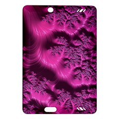 Fractal Artwork Pink Purple Elegant Amazon Kindle Fire Hd (2013) Hardshell Case