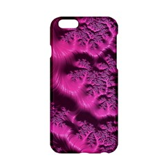 Fractal Artwork Pink Purple Elegant Apple Iphone 6/6s Hardshell Case