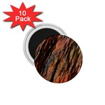Texture Stone Rock Earth 1.75  Magnets (10 pack)  Front