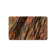 Texture Stone Rock Earth Magnet (name Card)
