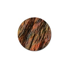 Texture Stone Rock Earth Golf Ball Marker (10 Pack)