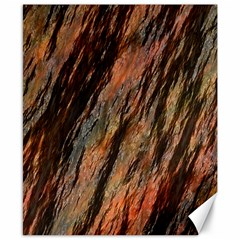Texture Stone Rock Earth Canvas 8  X 10