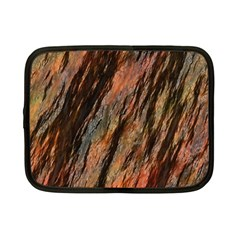 Texture Stone Rock Earth Netbook Case (Small)
