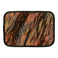 Texture Stone Rock Earth Netbook Case (medium)