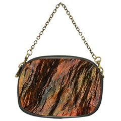 Texture Stone Rock Earth Chain Purses (one Side)