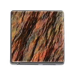 Texture Stone Rock Earth Memory Card Reader (square)