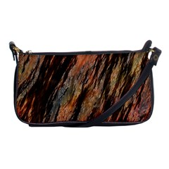 Texture Stone Rock Earth Shoulder Clutch Bags