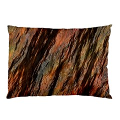 Texture Stone Rock Earth Pillow Case (two Sides)